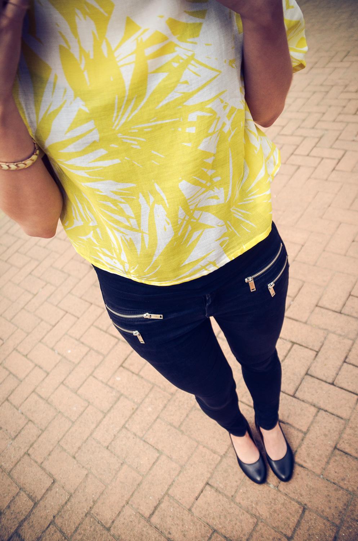Feeling yellow