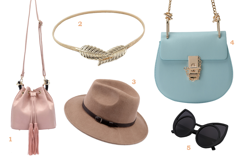 Easter accessories wishlist