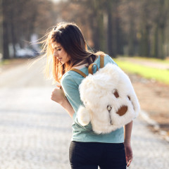 A furry friend for cold winter days - Fundamental