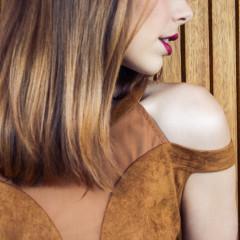 Cold shoulder - Spring outfit